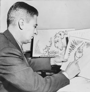 Dr. Suess ENFP
