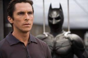 Bruce Wayne INTJ