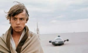 Luke Skywalker ISFP
