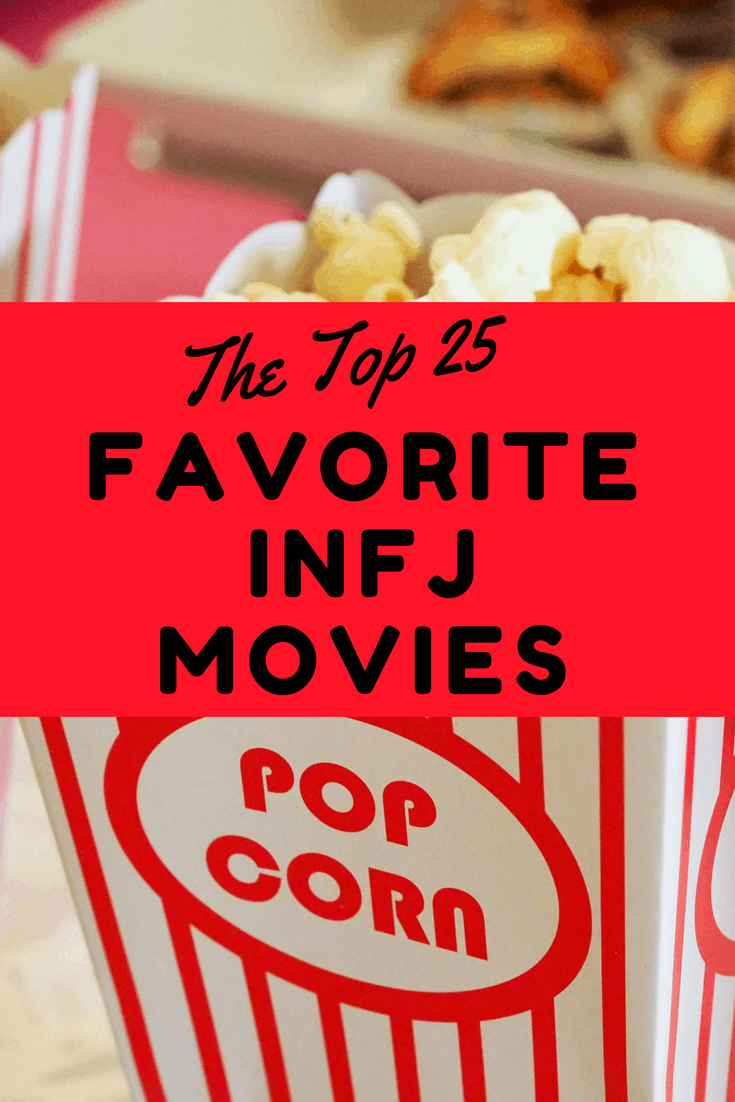 The Top 25 Favorite INFJ Movies