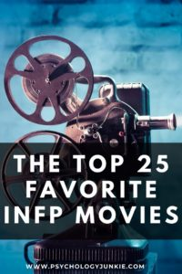 Find out which movies #INFPs love most! #INFP #Personality #MBTI