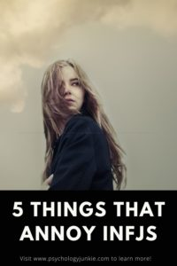 Discover the five things you should NEVER do around an #INFJ . #MBTI #Personality