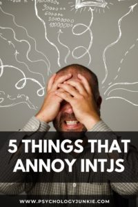 Want to find out the major pet peeves of #INTJs? #MBTI #Personality #INTJ