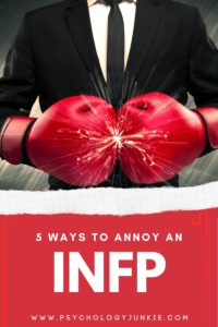 Ever wondered what really gets under an INFPs skin? Find out which traits and habits make them irritated or flustered. #INFP #MBTI #Personality
