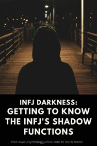 Get an in-depth look at the shadow functions of the #INFJ personality type! #MBTI #Personality