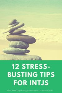 Find effective techniques for reducing stress, specifically for #INTJ personality types! #MBTI #Personality