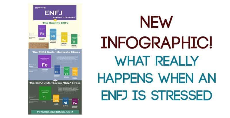 ENFJ Stress Infographic