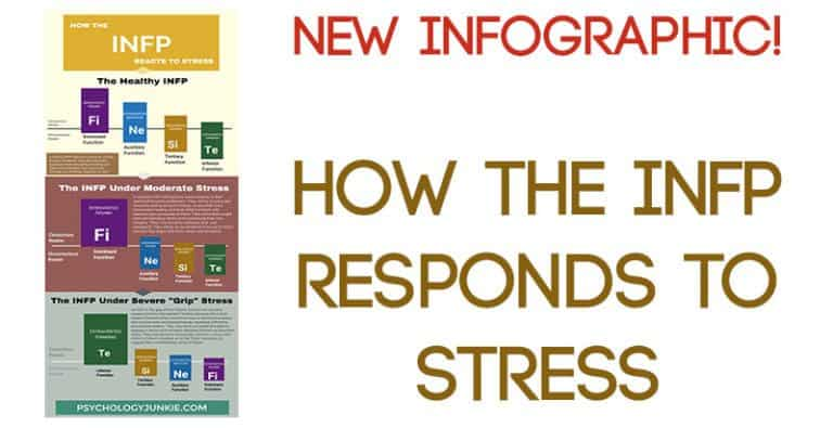 What Happens When An INFP Experiences Stress? A New Infographic!