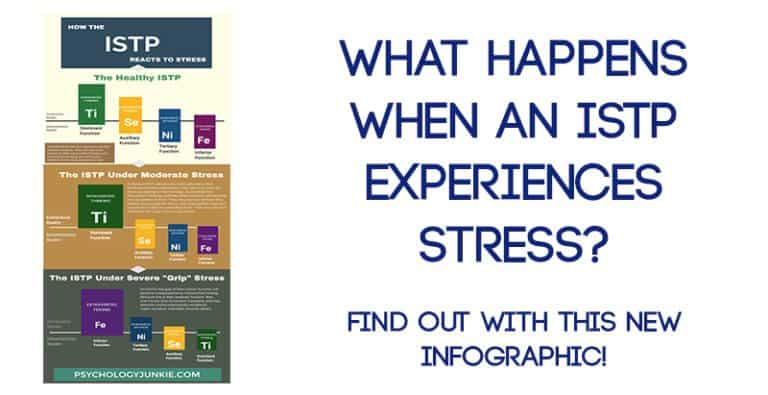 What Happens When An ISTP Experiences Stress? This Infographic Explains It!