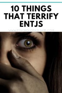 Discover ten things that #ENTJs truly fear. #ENTJ #MBTI #Personality