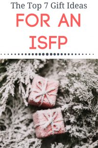 Discover the most ideal gifts for the #ISFP personality type!