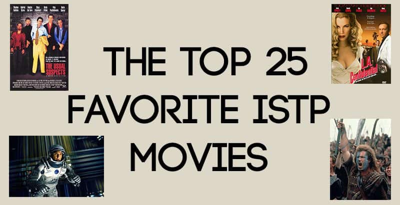 The Top 25 Favorite ISTP Movies - Psychology Junkie