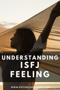 Get an in-depth look at the #ISFJs feeling function. #ISFJ #MBTI #Personality