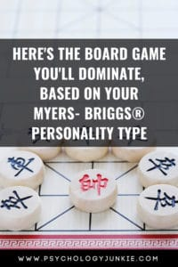 Find out the board game you'll dominate, based on your #MBTI #personality type. #INFJ #INTJ #INFP #INTP