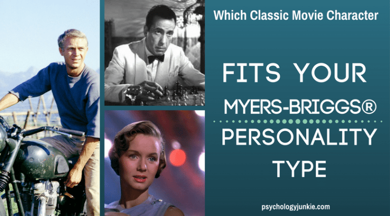 Here's the Classic Movie Character You'd Be Based On Your Myers-Briggs® Personality Type