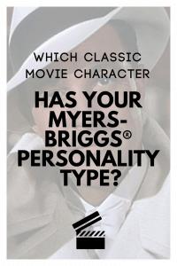Movie Character MBTI