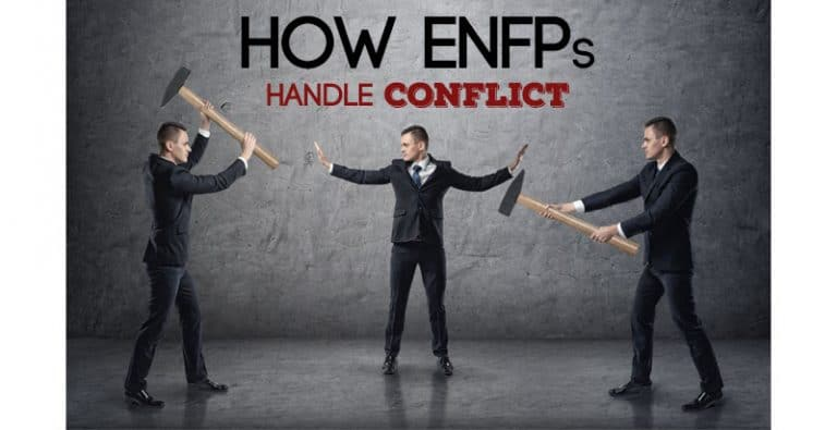 How ENFPs Handle Conflict