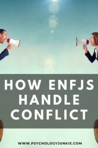 Get an in-depth look at how #ENFJs handle conflict situations. #MBTI #Personality #ENFJ