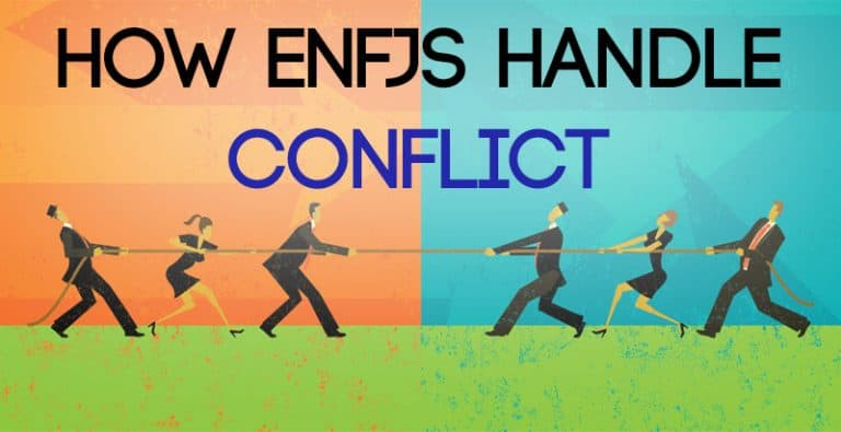 How ENFJs Handle Conflict