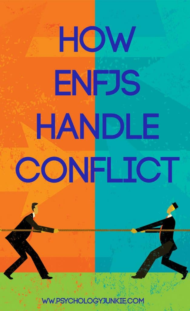 How does the empathetic #ENFJ handle conflict? What causes conflict for them and how do they seek resolution? Find out in this in-depth article!
