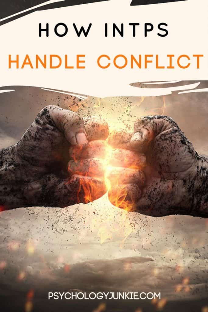 How do #INTPs Handle Conflict? Find out!