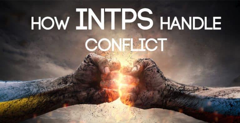How INTPs Handle Conflict