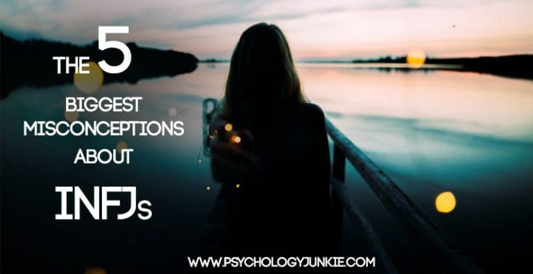 The 5 Biggest Misconceptions About INFJs