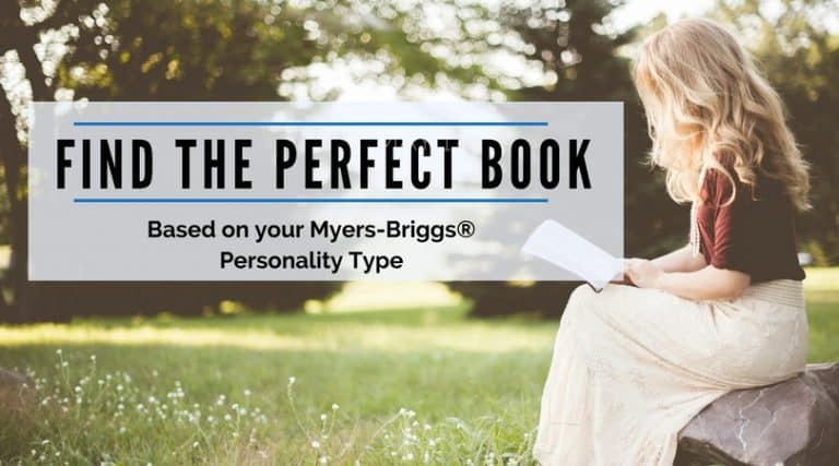 Find the Perfect Book – Based on Your Myers-Briggs® Personality Type