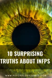 Discover the unusual, surprising facts about the #INFP personality type. #Personality #MBTI