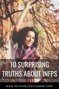 Discover 10 surprising fun-facts about #INFPs! #INFP #Personality #MBTI
