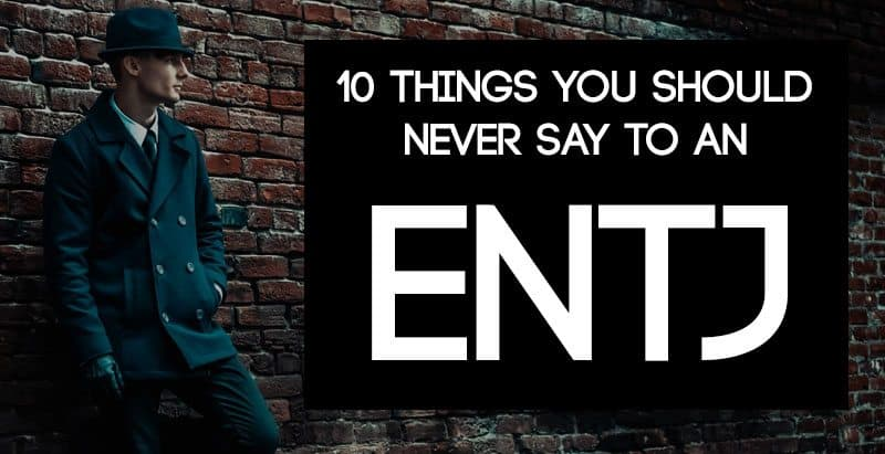 10 Things That Still Bother Me About 10 Things I Hate: 10 Things You Should Never Say To An ENTJ