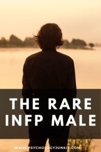Get an in-depth look at the unique struggles of the #INFP male. #MBTI #Personality