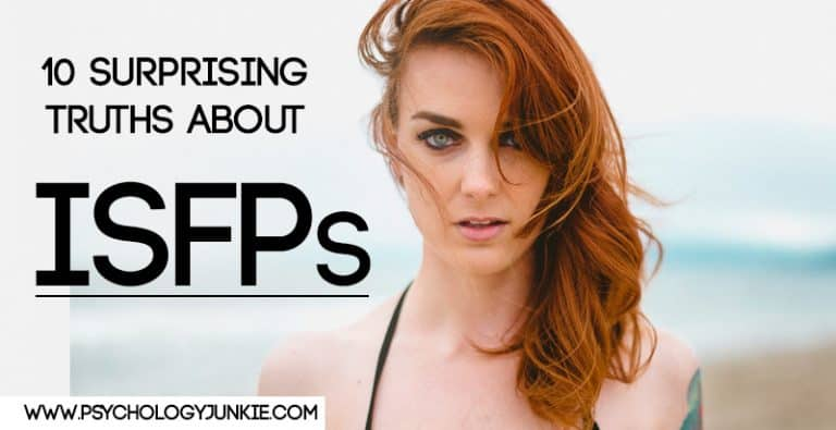 10 Surprising Truths About ISFPs