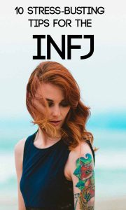 10 fast ways for #INFJs to reduce stress!