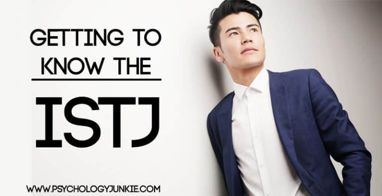 Getting to Know the ISTJ