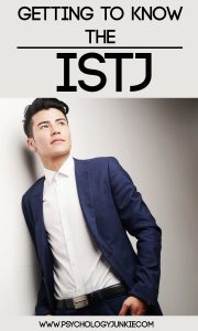 Get an in-depth look at the #ISTJ personality type! #MBTI