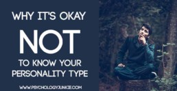 When you don't know your #MBTI type for sure read this article!