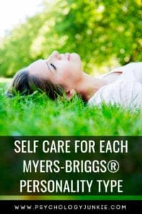 Embrace self-care in 2019, based on your #MBTI #personality type! #INFJ #INTJ #INFP #ENFP