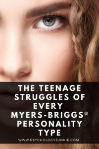 Get a deeper look at the struggles each personality type faces during adolescence. #MBTI #Personality #INTJ #INFJ #INTP #INFP