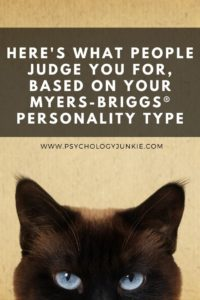 Find out what people judge you unfairly for, based on your personality type. #MBTI #INFJ #INTJ #INFP #INTP