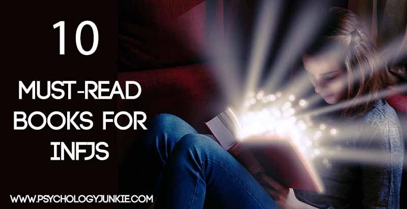 10 amazing books for INFJs to read! #INFJ #MBTI