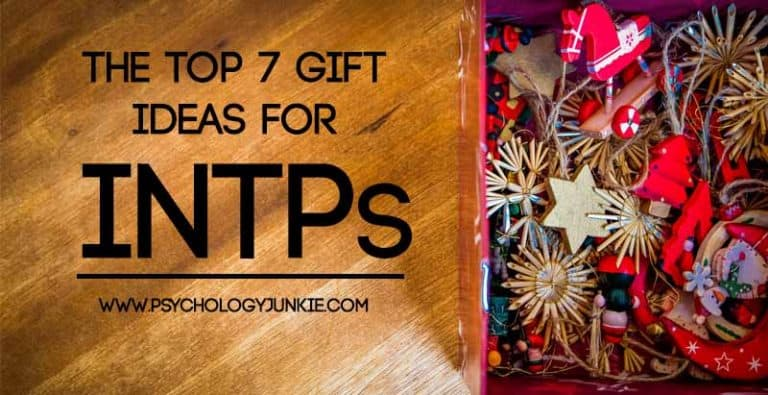 The Top 7 Gift Ideas for INTPs