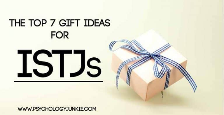 The Top 7 Gift Ideas for ISTJs