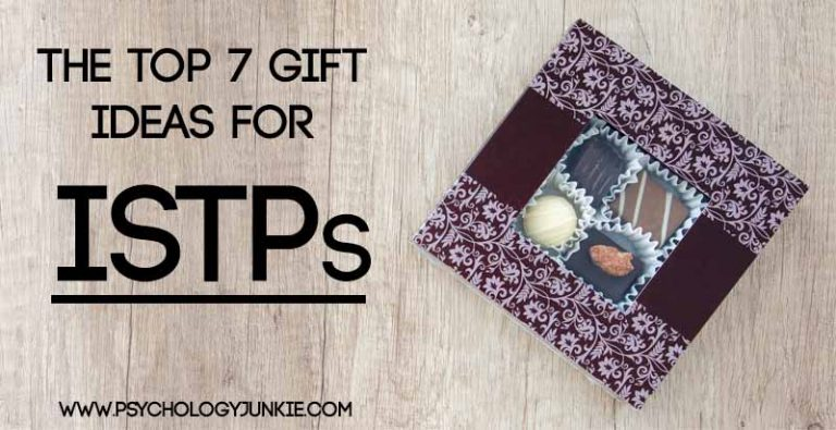 The Top 7 Gift Ideas for ISTPs