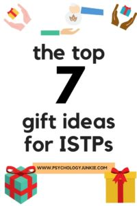 Find out what #ISTPs REALLY want this holiday season (or for their birthday!) #ISTP #MBTI #Personality