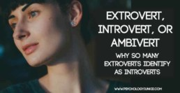 Are you an #extrovert, #introvert, or #ambivert? #MBTI
