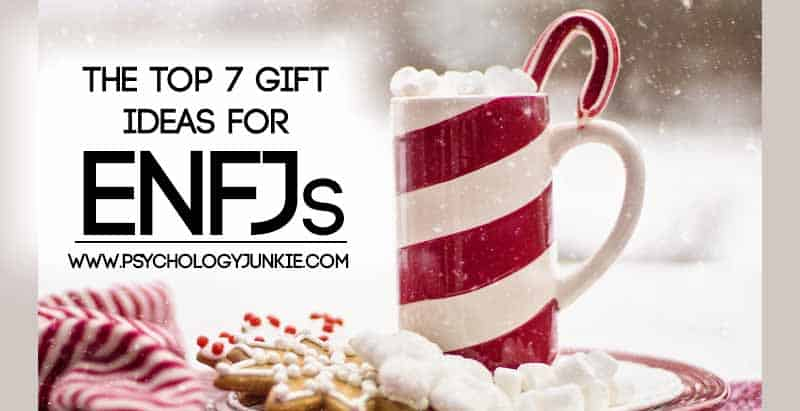 #ENFJ gift ideas! #MBTI