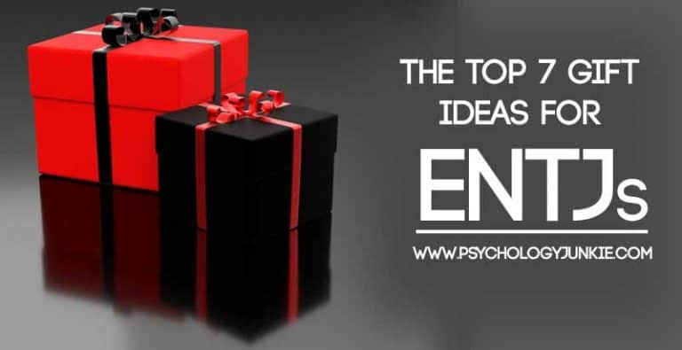 The Top 7 Gift Ideas for ENTJs