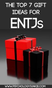 #ENTJ gift ideas! #MBTI