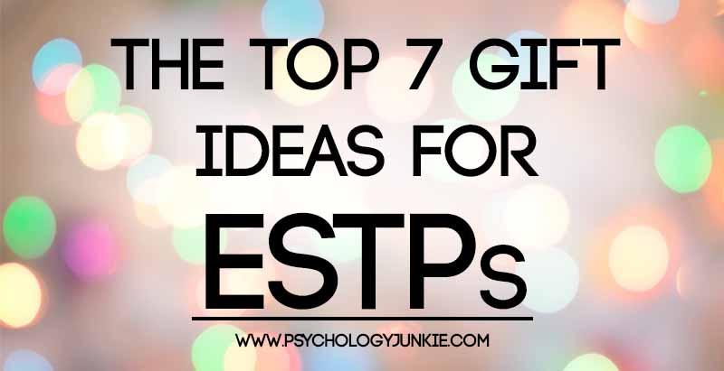 #ESTP gift ideas! #MBTI